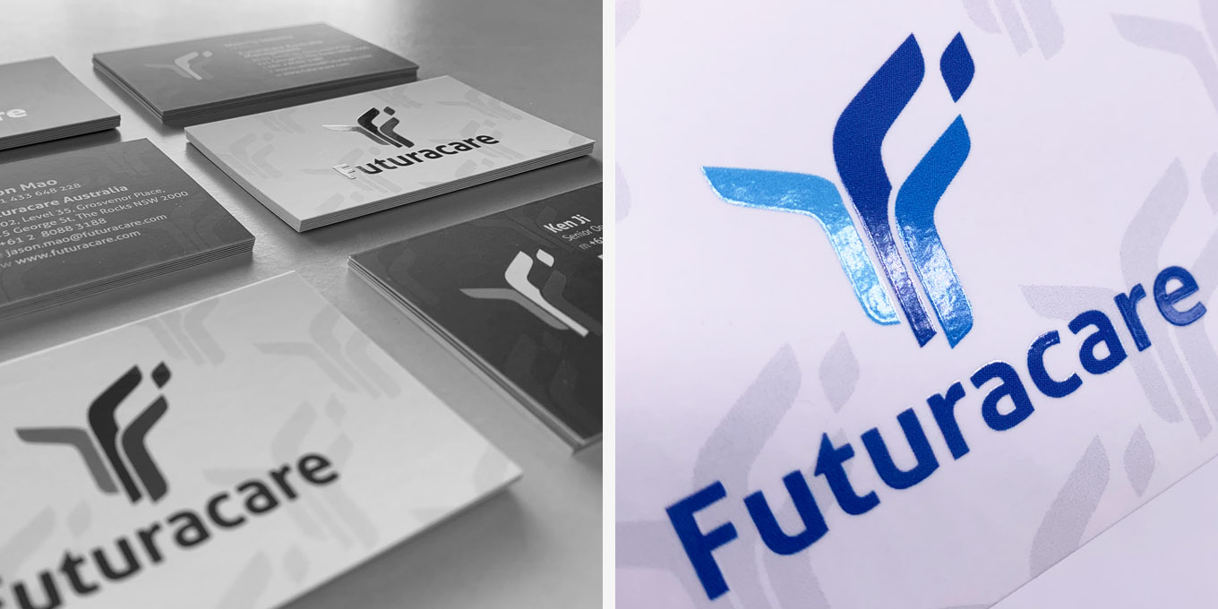 Futuracare Branding by FOX DESIGN