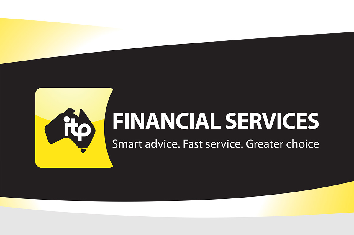 ITP Financial Services branding by FOX DESIGN