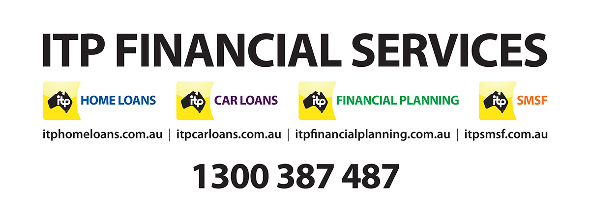 ITP Financial Services sub logos by FOX DESIGN Sydney